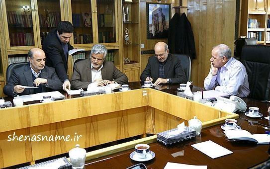 نشست فراکسیون شفافیت با رئیس سازمان اداری استخدامی کشور؛ واکاوای راهاندازی سامانه ثبت حقوق مدیران