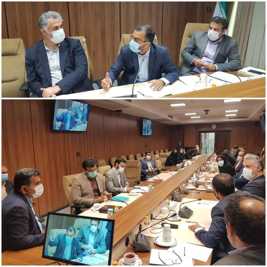 جلسه کمیته تدوین لایحه ساماندهی استخدام کارکنان دولت